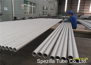 China Seamless Stainless Steel Tube ASTM A312 TP316 , Annealed And Pickled Stainless Steel Pipe supplier