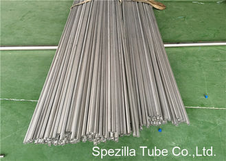 China Pharmaceutical Welded Stainless Steel Tube , O.D. 1/2'' - 6'' Annealed Stainless Steel Tubing supplier