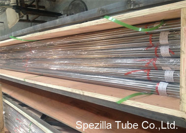 China EN10217-7 Stainless Steel Instrumentation Tubing Welding SS Pipe ASTM A269 1.4301 1.4307 supplier