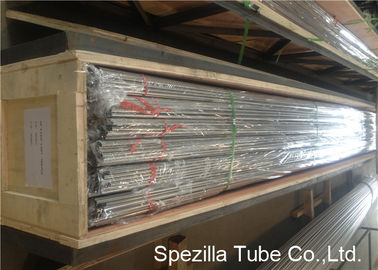 China Metric Stainless Steel Instrumentation Tubing ASTM A249 TP316L 6.00 X 1.00MM supplier