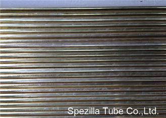 China Heat Treatment Copper Nickel Tube Heat Exchanger piping OD 4.00MM - 76.2MM supplier