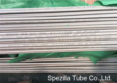 China 1.4462 Duplex Stainless Steel Pipe , UNS S31803 20FT Double Tube Heat Exchanger supplier