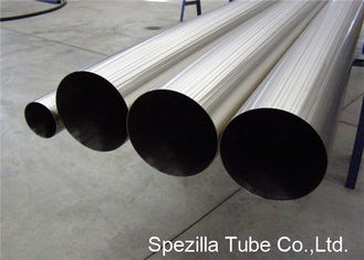 China High Purity Stainless Sanitary Tubing ASME BPE Industrial Stainless Steel Pipe supplier