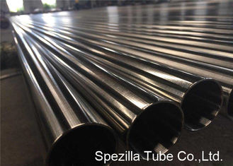 China DIN EN10357 Stainless Steel Sanitary Pipe , DN10 - DN200 Stainless Steel Dairy Tube supplier