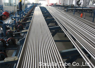 China Alloy Seamless Austenitic Stainless Steel Pipe 254 SMO UNS S31254 supplier