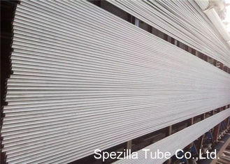 China Annealed And Pickled Stainless Steel Heat Exchanger Tube TP317L ASME SA249 supplier