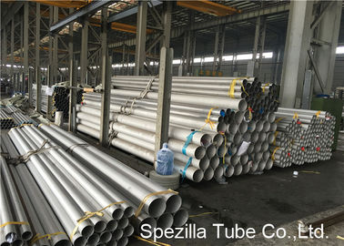 China Aerospace UNS N06600 Nickel Alloy Tube , Hot Finished Seamless Tube supplier
