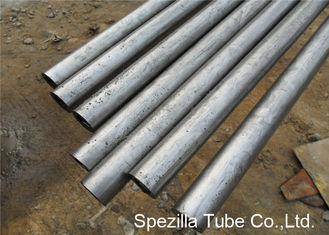 China ASME SB337 Seamless Round Tube Alloy Titanium Grade 9 UNS R56320 supplier
