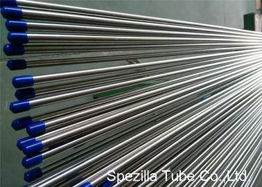 China Stainless Steel Welded Tube ASTM A249 , Stainless Steel Instrument Tubing 20FT Length supplier