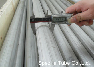 China 1.5 inch stainless steel tube 100% PMI Test ASTM A312 / ASME SA312 Stainless Steel Pipe For Chemical Industry supplier
