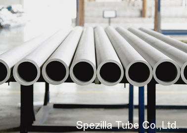 China SA789 S31803 2205 Duplex Stainless Steel Seamless Tube / Round Stainless Steel Pipe supplier