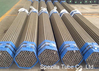 China A249 Stainless Steel Heat Exchanger Tube 304 316 310S Welded Tube For Heaters supplier