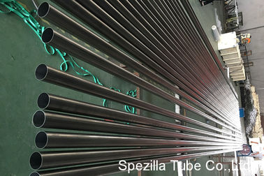 China AISI 304L/316L Mirror Polished Stainless steel tubing ASTM A270 supplier