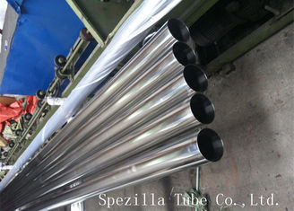 China 20ft TP 304 Stainless Steel Sanitary Pipe Fittings ASTM A270 supplier