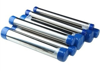 "China 3/4"" - 6"" Sanitary Pipes And Fittings BPE Tubing Electro Polished Anti Corrosion supplier"