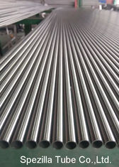 China A270 TP316L Seamless Stainless Steel Sanitary Pipe 180 Grit Outside & Inside Polished supplier