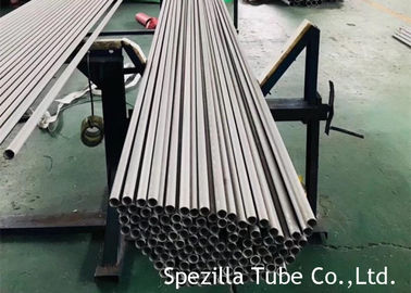 China Seamless Cold Drawn Stainless Steel Heat Exchanger Tube 1.4301 D4/T3 Grade supplier