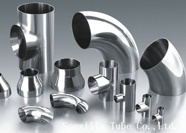 China ASME BPE AiSi Stainless Steel 90 Degree Elbow SF1 Polished For Food Equipment supplier