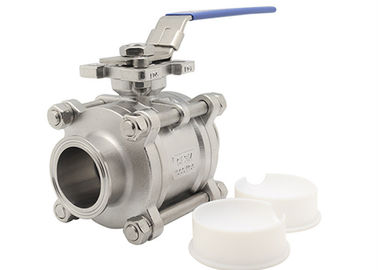 China ASME BPE Stainless Steel Sanitary Valves SF1 Polished Field Serviceable supplier