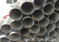 China EN10217-7 D4 / T3 W2Rb Bright Annealed Stainless Steel Round Tube Welded company