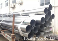 China Round Stainless Steel Pipe Schedule 40 , OD 1/4'' - 20'' Annealed Stainless Steel Tubing company