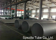 China EFW Welded Stainless Steel Tube UNS S32750 A928M Round Mechanical Tubing company