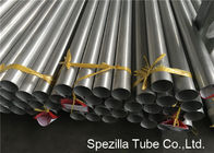 China Monel UNS N04400 Seamless Nickel Alloy Tube W.Nr. 2.4360 OD 60.3X3.91 MM company