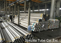 China Aerospace UNS N06600 Nickel Alloy Tube , Hot Finished Seamless Tube factory