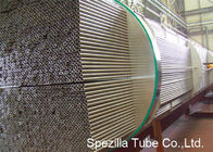 Cold Drawn Seamless Copper Nickel Tube , SB111 C44300 Aadmiralty Brass Tube