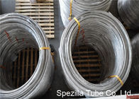China ASTM A249 TP304 Tig Welding Stainless Steel Pipe Coiled Steel Tubing company
