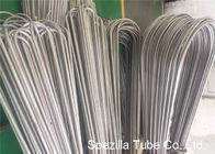 China Welding Austenitic Stainless Steel Tube U Bend Pipe For Feed Water Heater company