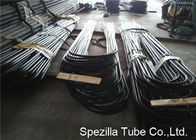 China U Bend Stainless Steel Heat Exchanger Tube ASME SA213 Seamless Nickel Alloy Pipe company