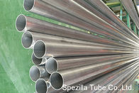 China Size DN25 DN20 Stainless Steel 304 316 tubes with not annealed dairy finish DIN11850 factory