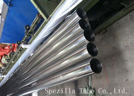 China 20ft TP 304 Stainless Steel Sanitary Pipe Fittings ASTM A270 factory