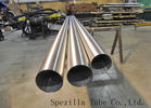 "China SS Welded Stainless Steel Sanitary Pipe Polished 1 1/2""x0.065""x20ft for high purity factory"