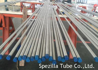 Solution Annealed Heat Exchanger Steel Tube / Heat Exchanger Tubing ASME SA213 Standard