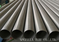 China seamless pipe stainless steel  ASTM A213 Type 316 / 316L Stainless Steel Tubing Seamless Solution Annealed Tubing factory