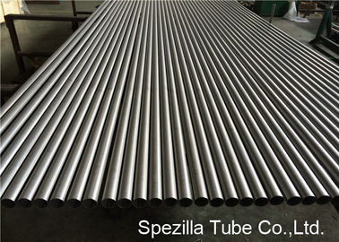 EN 1.4512 409 Stainless Steel Heat Exchanger Tubes ASTM A268 7.5 MTR Welding SS Pipe OD 60.5mm