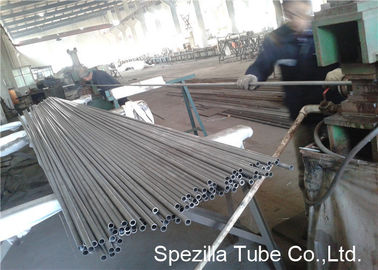 Hastelloy C22 Seamless Nickel Alloy Tube ASTM B622 Seamless Round Tube