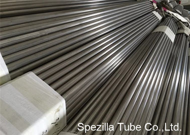 UNS N08904 1.4539 Seamless Stainless Steel Tube Heat Exchanger Grade 904L