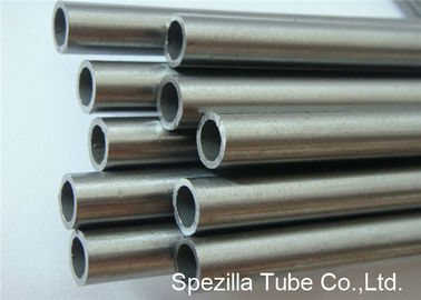 TP316Ti Stainless Steel Heat Exchanger Tube SS Seamless Pipes UNS S31635 WNR 1.4571