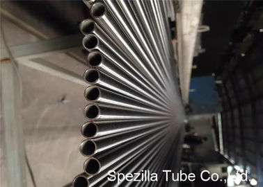 Cold Drawn Annealed Stainless Steel Tubing SS Seamless Pipes ASTM A 269 TP304