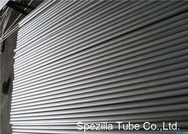 Titanium Grade 12 Seamless Titanium Pipe Polished Stainless Steel Tubing