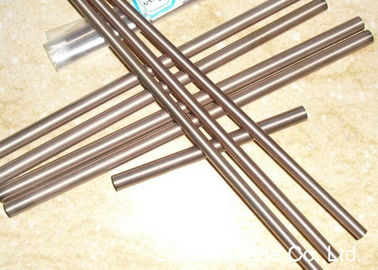 Cupro Nickel 90 10 Seamless Copper Nickel Pipe ASTM B111 Heat Exchanger Tubing