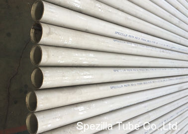 28mm od stainless steel tube S31803 Stainless Steel Round Pipe / Tube with Solution Annealed EN10204.3.1