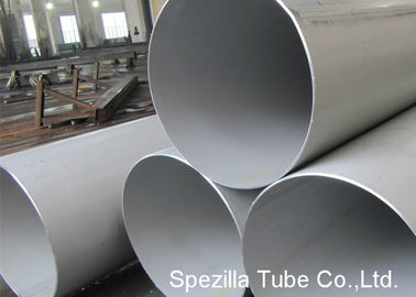 "ASME SA312 NPS 1/2""-24"" Welded Stainless Steel Tube TIG Pipe Grade TP321 304 316L"