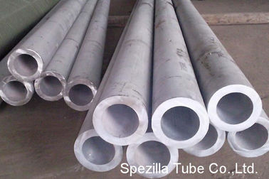 Cold Drawn Stainless Steel Heat Exchanger Tube TP 410 / 410S Stainless Seamless Pipe