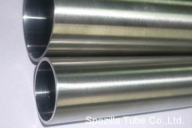 Polished Welded 304L 316L Austenitic Stainless Steel Sanitary Pipe For Gas Industry