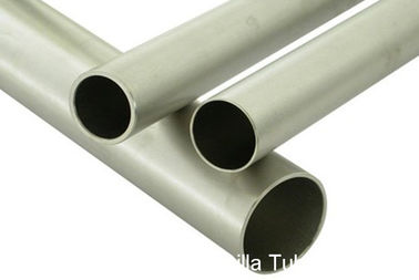 Astm B468 / Asme Sb468 Alloy 20 Uns N08020 Nickel Alloy Tube for Heat Exchangers