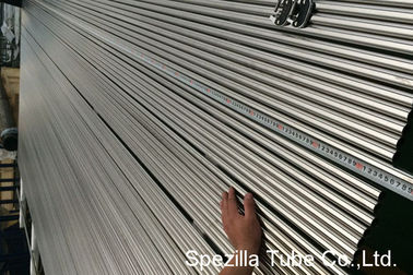 S31803 2205 Duplex Cold Rolled Stainless Steel Round Tube ASME SA789 For Heat Exchanger